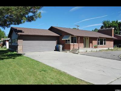 American Fork UT Single Family Home For Sale: $325,000