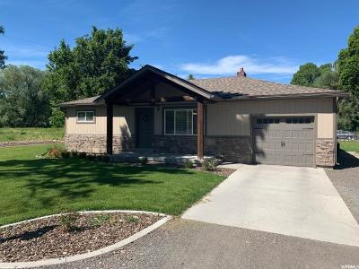 Nibley Single Family Home Under Contract: 4895 S Hollow Rd E