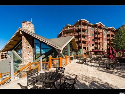 Park City Condo For Sale: 3000 Canyons Resort Dr #11-618