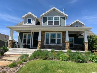 Wasatch County Single Family Home For Sale: 2761 E Red Barn Rd