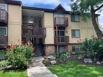 Salt Lake City Condo For Sale: 5720 S 900 E #12