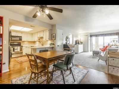 Salt Lake City Condo For Sale: 160 S 600 E #303