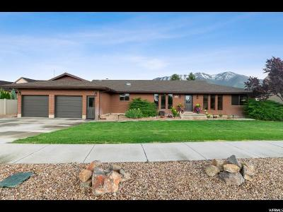 Spanish Fork Single Family Home For Sale: 188 N 1980 E