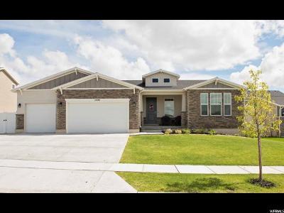 Davis County Single Family Home For Sale: 1495 W 650 S