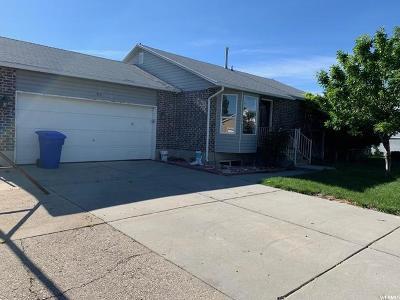 West Jordan Single Family Home For Sale: 7059 Breeze Hill Rd