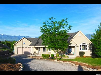 Mendon Single Family Home For Sale: 168 N 200 W