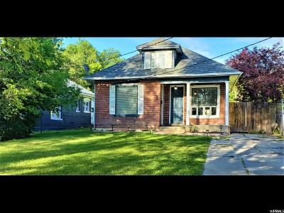 Tooele Single Family Home For Sale: 44 N 100 W