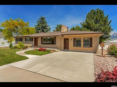 South Jordan Single Family Home For Sale: 10883 S Temple Dr W