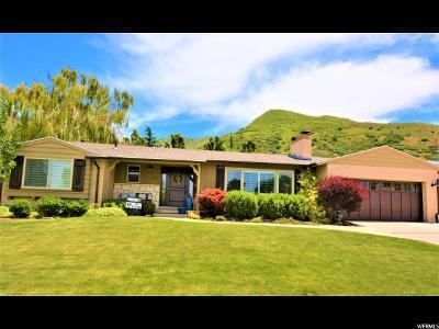 Salt Lake City Single Family Home For Sale: 1355 S Canterbury Dr E