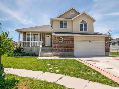 Salt Lake City Single Family Home For Sale: 1309 N Captain Cir