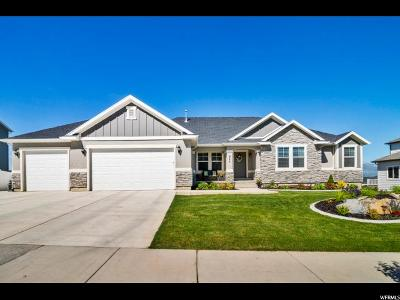 Saratoga Springs Single Family Home For Sale: 644 N Meridian Dr