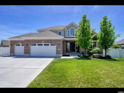 South Jordan Single Family Home For Sale: 3325 W Neider Canyon Dr S