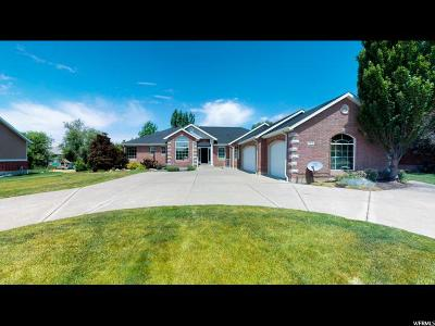 Kaysville Single Family Home For Sale: 732 N Old Mill Ln W