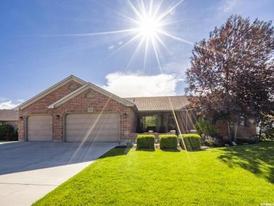 Riverton Single Family Home Under Contract: 12178 S Margaret Rose Dr
