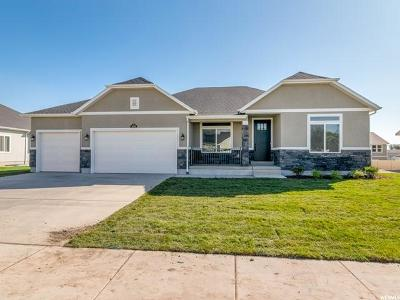 American Fork UT Single Family Home For Sale: $582,467