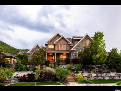 Draper Single Family Home For Sale: 1298 E Maple Park Ct