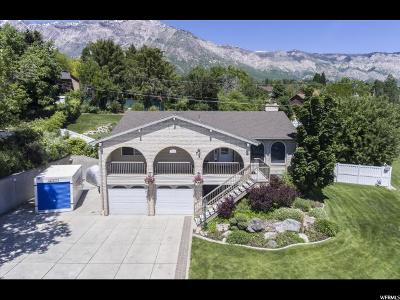 Weber County Single Family Home Under Contract: 3868 N Westwood Dr