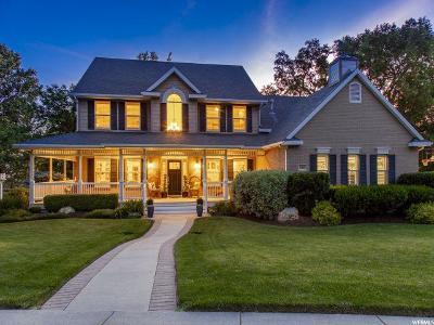 Draper Single Family Home Backup: 12562 S 1840 E