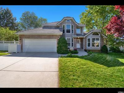 Orem Single Family Home For Sale: 648 E 1950 N