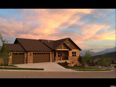 Wasatch County Single Family Home For Sale: 5336 N Lauralwood St