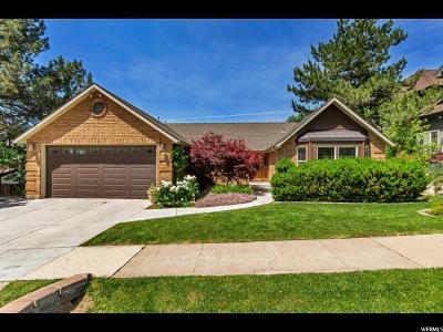 Davis County Single Family Home For Sale: 1825 N Kensington St W
