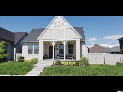Davis County Single Family Home For Sale: 350 Apricot Grove