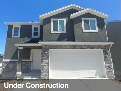 West Jordan Single Family Home Under Contract: 7873 S Artimis Ln W #71