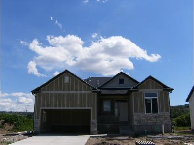 South Weber Single Family Home For Sale: 597 E Peterson Pkwy #33