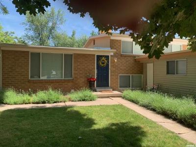 Layton Single Family Home Backup: 204 N Hawthorne Dr
