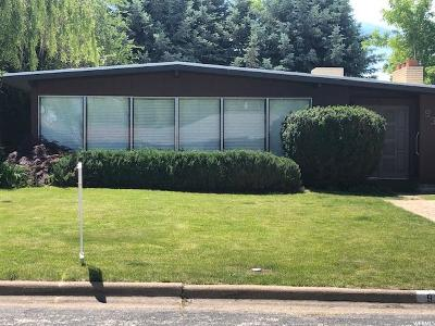 Weber County Single Family Home Under Contract: 935 Boughton