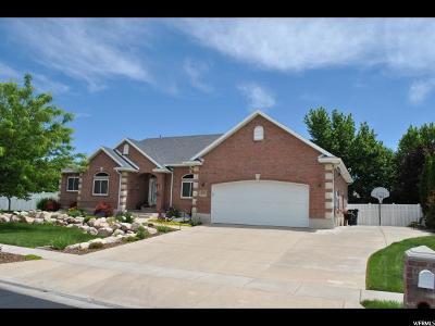 Davis County Single Family Home For Sale: 1377 S 2300 W