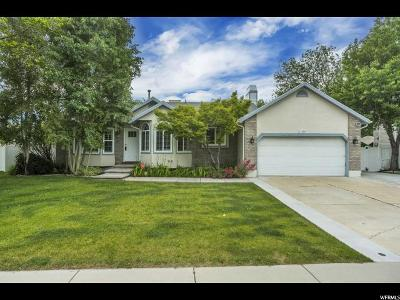 Draper Single Family Home For Sale: 11452 S Cranberry Hill Ct.