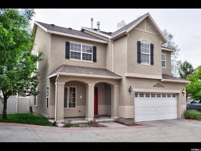 West Jordan Single Family Home For Sale: 6772 W Tupelo Ln S