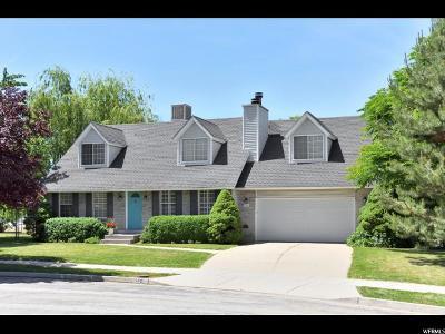 Davis County Single Family Home Under Contract: 178 N 1500 E