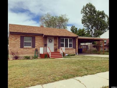Tooele County Single Family Home For Sale: 409 E 100 S