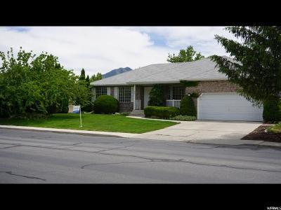 Spanish Fork Single Family Home For Sale: 1282 E 150 S