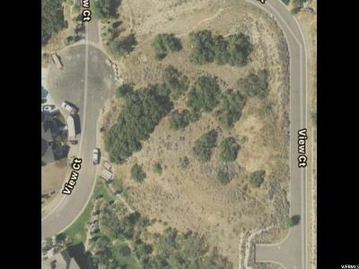 Davis County Residential Lots & Land For Sale: 1770 E View Ct