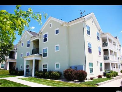 South Jordan Condo Under Contract: 11756 S Currant Dr #112