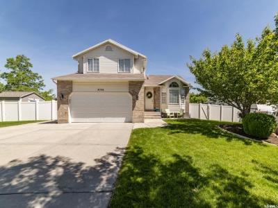 West Jordan Single Family Home For Sale: 4544 W Elk Run Ln