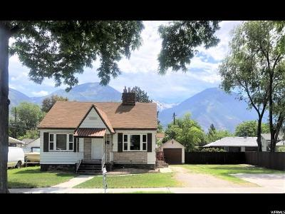 Provo Single Family Home For Sale: 469 S 300 W