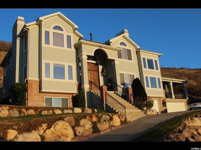 Salt Lake City Single Family Home For Sale: 6369 S Crest Mount Cir