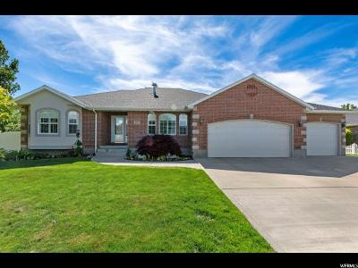 Lehi Single Family Home Under Contract: 2747 N 400 E