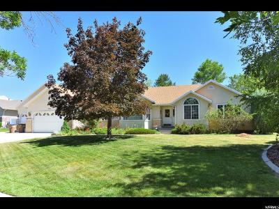 Draper Single Family Home For Sale: 768 E Corner Ridge Dr.