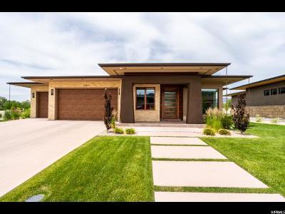 Draper Single Family Home For Sale: 1247 E Corner View Ct