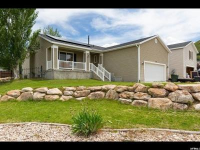 Tooele Single Family Home For Sale: 364 S Gold Dust Ct