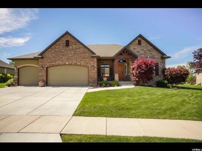 Davis County Single Family Home For Sale: 1402 E Ridge Rd