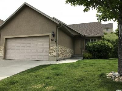 Spanish Fork Single Family Home Under Contract: 3043 E Canyon Glen Loop
