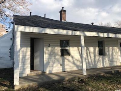 Tooele Multi Family Home For Sale: 24 N 100 W