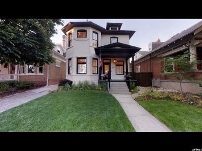 Salt Lake City Single Family Home For Sale: 509 E 3rd Ave N