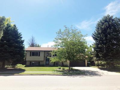 West Jordan Single Family Home For Sale: 3315 W 7545 S